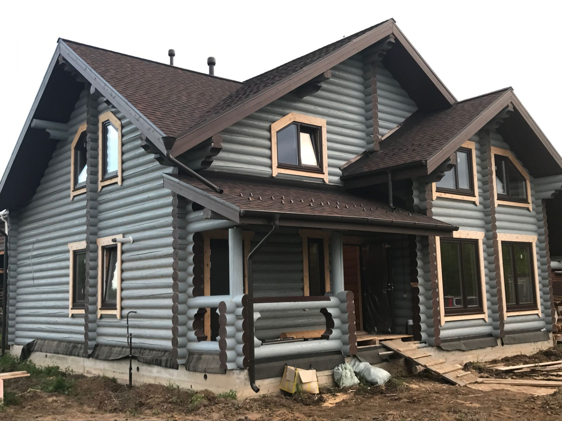 Покупка и ремонт деревенского дома